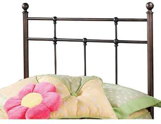 Hillsdale Furniture Providence Headboard with Frame - Antique Bronze