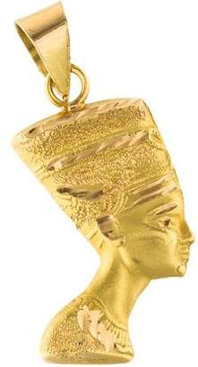 Charm 18K Egyptian Pendant