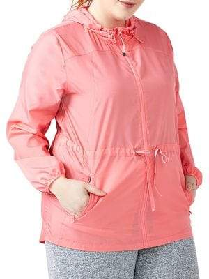 Activezone Plus Packable Hooded Jacket
