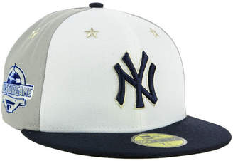 New Era Boys' New York Yankees All Star Game w/Patch 59FIFTY Fitted Cap