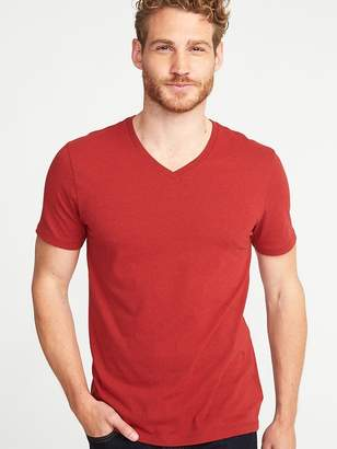 Old Navy Soft-Washed Slub-Knit V-Neck Tee for Men
