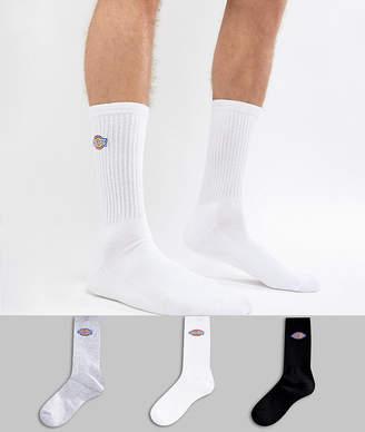 Dickies Valley grove 3 pk socks