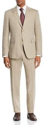 Ermenegildo Zegna Linen Solid Slim Fit Suit