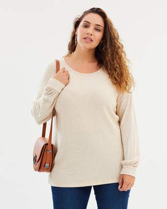 Batwing Soft Sweater