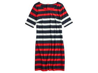 Tommy Hilfiger Adaptive Bold Stripe Dress with Magnetic Buttons
