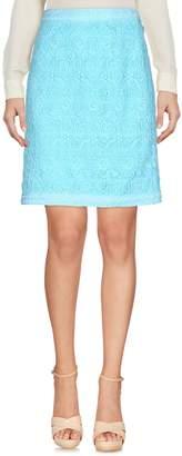 Edward Achour Knee length skirts