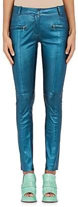 Sies Marjan Women's Louisa Leather Biker Pants