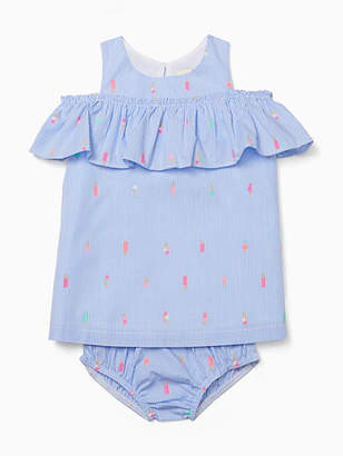 Kate Spade Infant mini ice pops dress