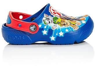 Crocs x Nickelodeon Boys' PAW Patrol© Fun Lab Clogs - Walker, Toddler, Little Kid