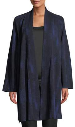 Eileen Fisher Reflections Jacquard Jacket