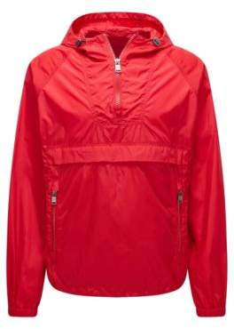 BOSS Hugo 'Carbourn' Nylon Rain Jacket 38R Red