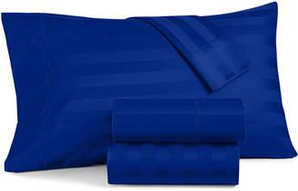 Charter Club Damask Stripe Twin Xl 3-Pc Sheet Set, 550 Thread Count 100% Supima Cotton