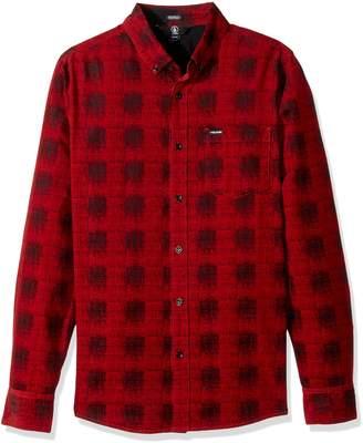Volcom Men's Maxwell Long Sleeve Shirt
