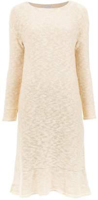 Mara Mac long sleeved knit dress
