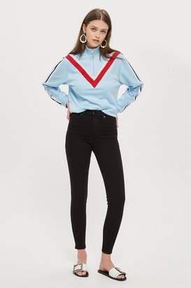 Topshop TALL Black Jamie Jeans