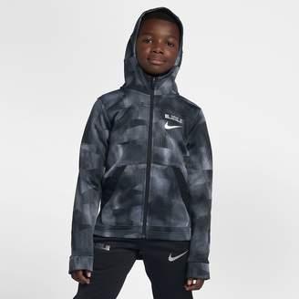 Nike LeBron Big Kids' (Boys') Full-Zip Basketball Hoodie