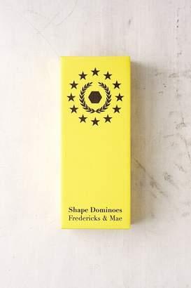 Mae Fredericks & Dominoes Set
