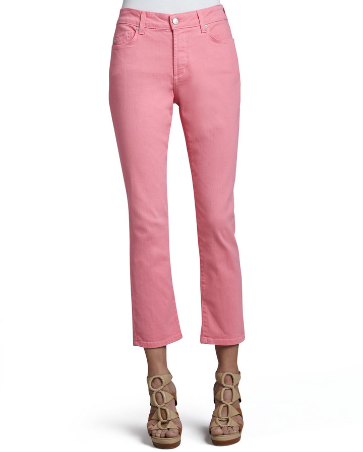 Not Your Daughter's Jeans Alisha Fitted Ankle Jeans
