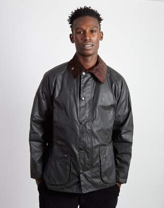 Barbour Bedale Wax Jacket Sage
