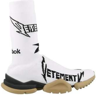 Vetements Metal Sock Boots