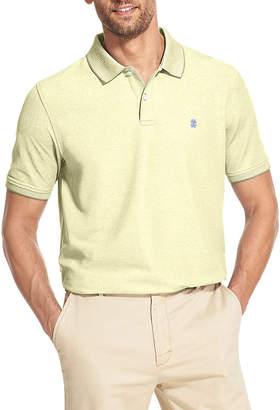 Izod Advantage Mens Short Sleeve Polo Shirt