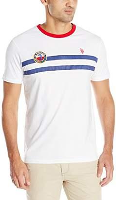 U.S. Polo Assn. Men's Team USPA Crew Neck T-Shirt