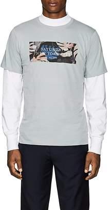 Saturdays NYC Men's Monstera Cotton Jersey T-Shirt