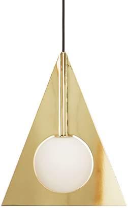 Tom Dixon Plane Triangle Pendant Lamp