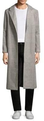 Twenty Heathered Long Coat