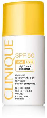Clinique Mineral Suncreen Fluid For Face SPF 50