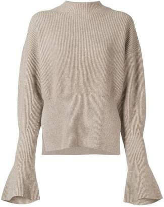 Alexander Wang bell-sleeve sweater