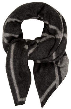 Tory BurchTory Burch Cashmere Abstract Scarf
