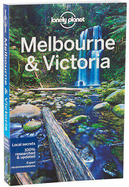 NEW Lonely Planet Melbourne & Victoria
