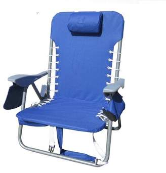 Pure Weather Canopy Reclining Beach Chair Pure Weather