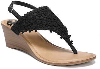 Fergalicious Calmly Wedge Sandal - Women's