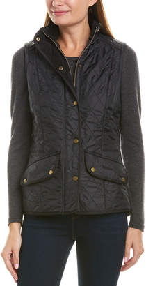 Barbour Cavalry Quilted Gilet Vest