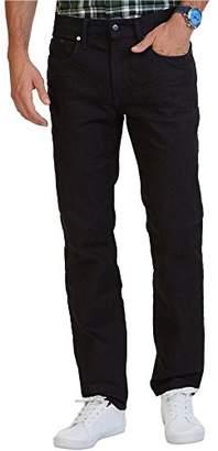 Nautica Men's 5 Pocket Athletic Fit Straight Leg Stretch Jean Pant