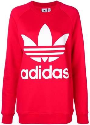 adidas classic oversized sweatshirt