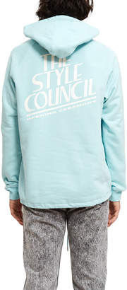 Opening Ceremony Style Council Boxy Hoodie