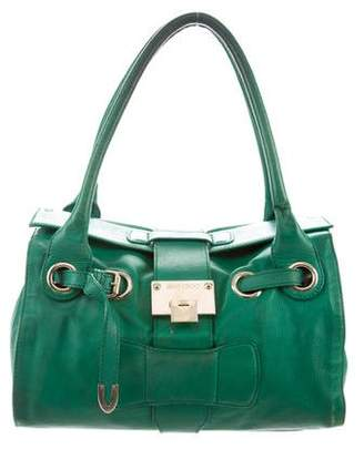 Jimmy Choo Leather Rosalie Bag
