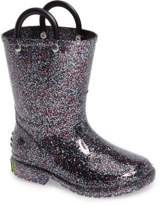 Western Chief Glitter Waterproof Rain Boot