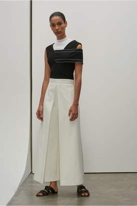 Rosetta Getty Sleeveless Turtleneck