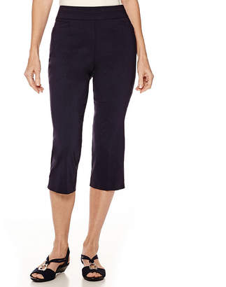 Briggs New York Corp Briggs Stretch 21 Capris