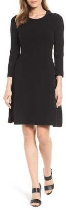 Women's Boss Francesca Knit Dress $495 thestylecure.com