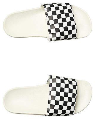 Vans New Women's Womens Slide On Shoe Soft Neoprene Black