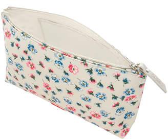Cath Kidston Alpine Ditsy Zipped Cosmetic Bag