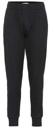 The Row Debie wool and cotton trousers