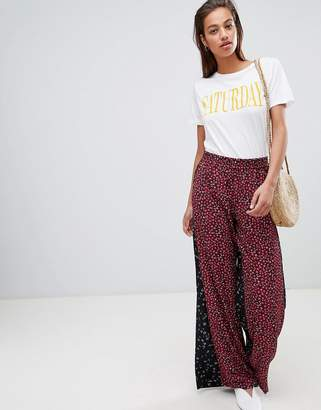 French Connection Culottes in Obine Floral