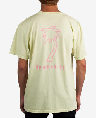 Neff Men's No Worries Palm Tree T-Shirt