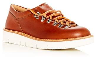 Fracap Men's Leather Low-Top Boots